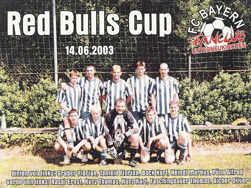 Red Bulls Cup 2003